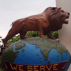 Lions Park in Kozhikode Calicut