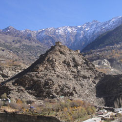 Lipa-asrang Sanctuary in Kinnaur