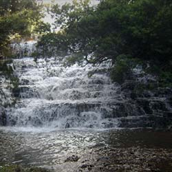 Liril Falls in Kodaikanal