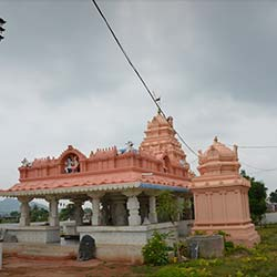Lord Shiva Temple in Tirumullaivayil