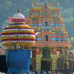 Lord Subramanya Temple in Kumbakonam