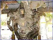Lord Varaha Temple in Tiruvadantai
