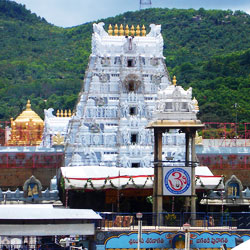 Lord Venkateswara Temple in Tirupati