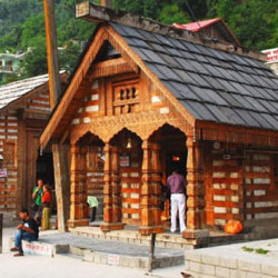 Maa Sharvari Temple in Kullu