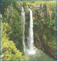 Mac Mac Falls in Mpumalanga
