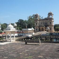 Madhav Vilas Palace in Shivpuri