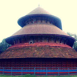 Madhur Temple in Kasaragod