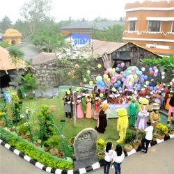 Magic Planet in Trivandrum