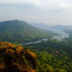 Mahabaleshwar Hills in Mahabaleshwar