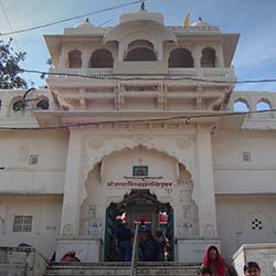 Mahadeva Temple in Pushkar