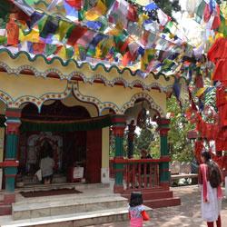 Mahakal Temple in Darjeeling