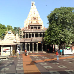 Mahakaleshwar Mandir in Ujjain