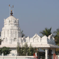Mahalakshmi Temple in Kolhapur