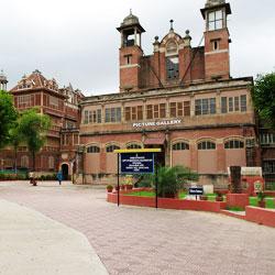 Maharaja Fateh Singh Museum in Vadodara (Baroda)