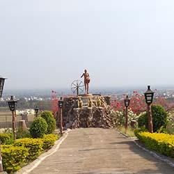 Mahatma Gandhi Park in Chikmagalur