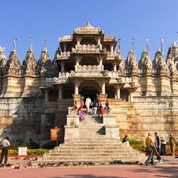 Mahavir Swami Temple in Dilwara
