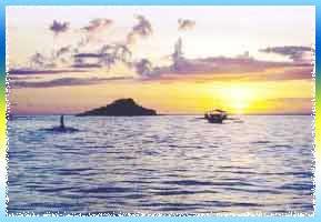 Malapascua Island in