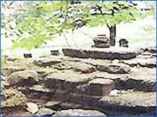 Malinithan  Temple in Likabali