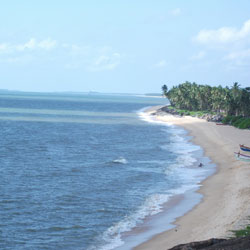 Malpe Beach in Udupi