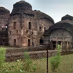 Mandla Fort in Mandla