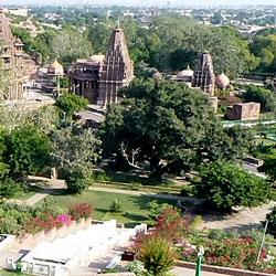 Mandore Garden in Jaipur