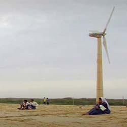 Mandvi Beach in Kutch