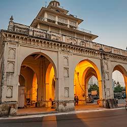 Mandvi Gate in Vadodara (Baroda)