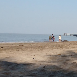 Mandwa Beach in Alibag