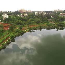 Manipal Lake in Manipal