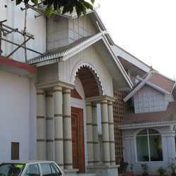 Manipur State Museum in Imphal