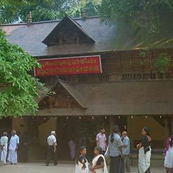 Mannarasala Temple in Alappuzha