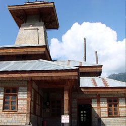 Manu Temple in Manali