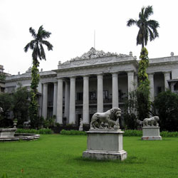Marble Palace in Kolkata