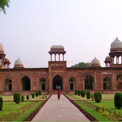 Mariam Tomb in Agra
