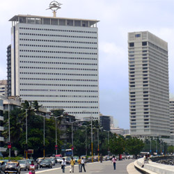 Marine Drive in Kochi