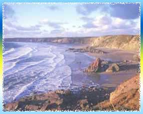Marloes Beach in Pembrokeshire