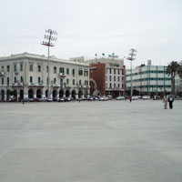 Martyrs' Square in