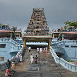 Marudamalai Temple in Coimbatore