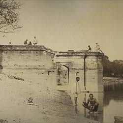 Massacre Ghat in Kanpur