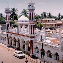 Masthan Saheb Dargah in Pondicherry