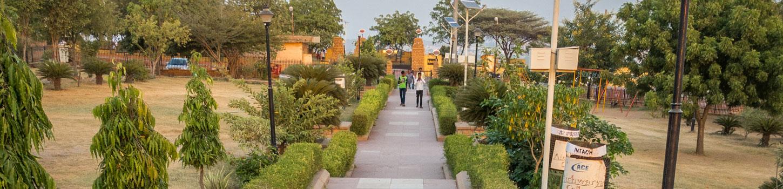 Masuria Hill Garden
