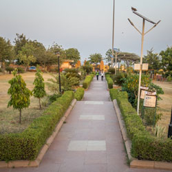 Masuria Hill Garden in Jodhpur
