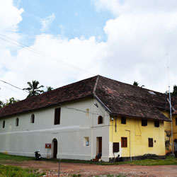Mattancherry Palace in Ernakulam