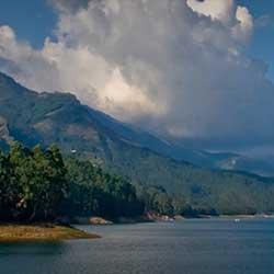 Mattupetti Dam in Munnar