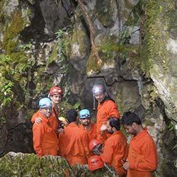 Mawmluh Cave in Cherrapunji