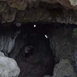 Mawsmai Cave in Cherrapunji