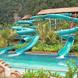 Mayank Blue Water Park in Indore