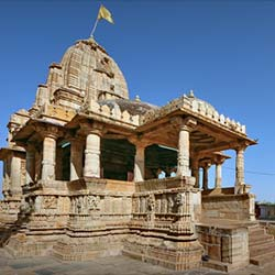 Meera Temple in Chittorgarh