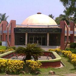 Meghnad Saha Planetarium in Bardhaman