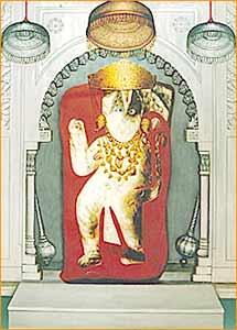 Mehandipur Balaji Temple in Karauli